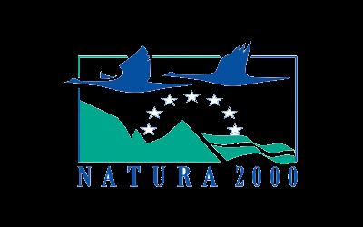 Λογότυπο υπηρεσίας Natura 2000