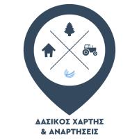 Λογότυπο υπηρεσίας Δασικός Χάρτης και Αναρτήσεις