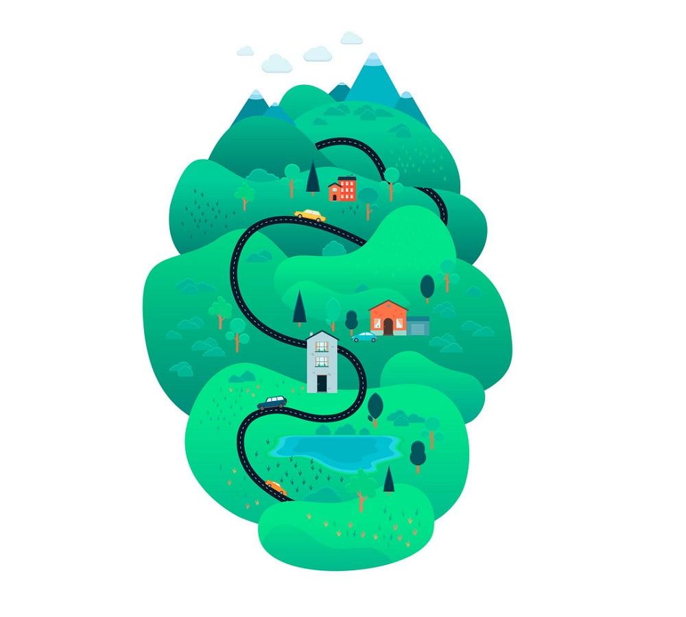 Εικόνα για έργα Δασικοί Χάρτες και Εφαρμογή Δασικής Νομοθεσίας