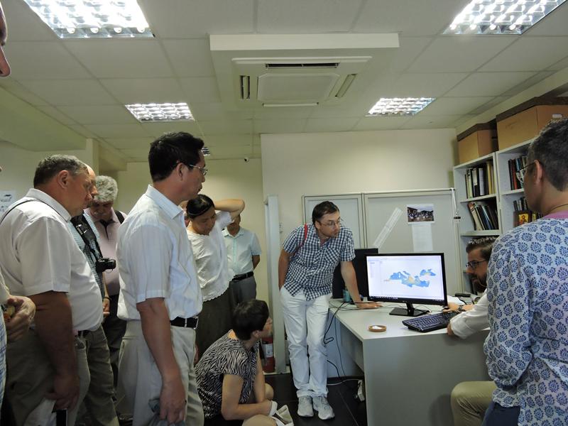 Εικόνα 4 από επίσκεψη στα γραφεία